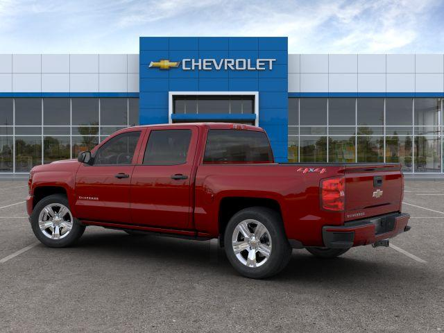 2018 Silverado 1500 Crew Cab 4x4,  Pickup #226581A - photo 2