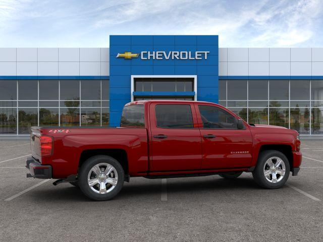 2018 Silverado 1500 Crew Cab 4x4,  Pickup #226581A - photo 31