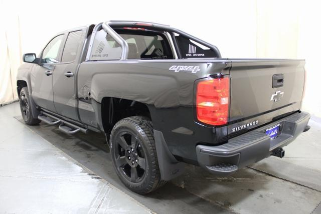 2018 Silverado 1500 Double Cab 4x4,  Pickup #226621 - photo 2