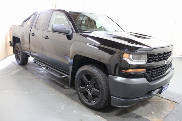 2018 Silverado 1500 Double Cab 4x4,  Pickup #226621 - photo 6