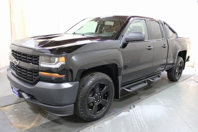 2018 Silverado 1500 Double Cab 4x4,  Pickup #226621 - photo 1