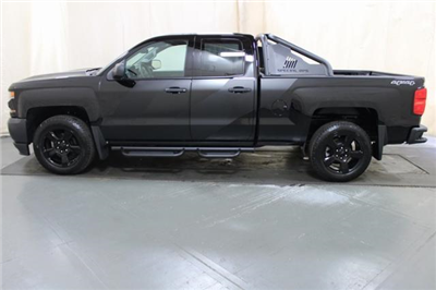2018 Silverado 1500 Double Cab 4x4,  Pickup #226621 - photo 5
