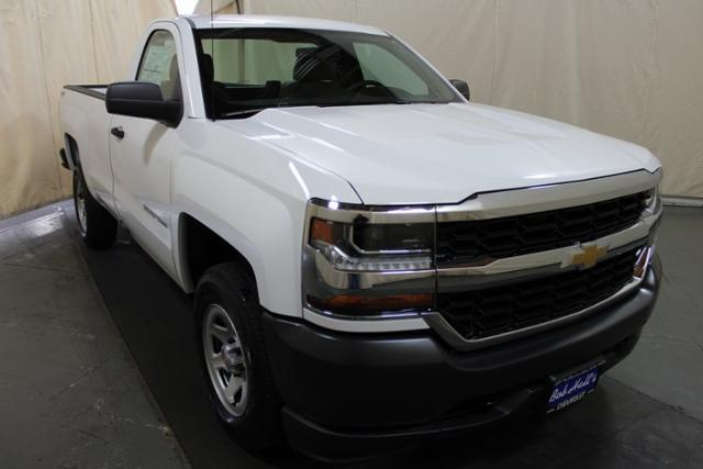 2018 Silverado 1500 Regular Cab 4x4,  Pickup #239941 - photo 5