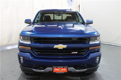 2018 Silverado 1500 Crew Cab 4x4,  Pickup #247294 - photo 4