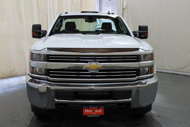 2018 Silverado 3500 Regular Cab DRW 4x4,  Cab Chassis #248025 - photo 4