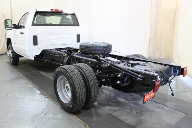 2018 Silverado 3500 Regular Cab DRW 4x4,  Cab Chassis #248025 - photo 2