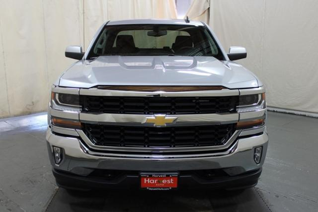 2018 Silverado 1500 Double Cab 4x4,  Pickup #252459 - photo 4