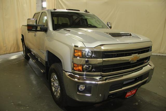 2018 Silverado 2500 Crew Cab 4x4,  Pickup #257275 - photo 1