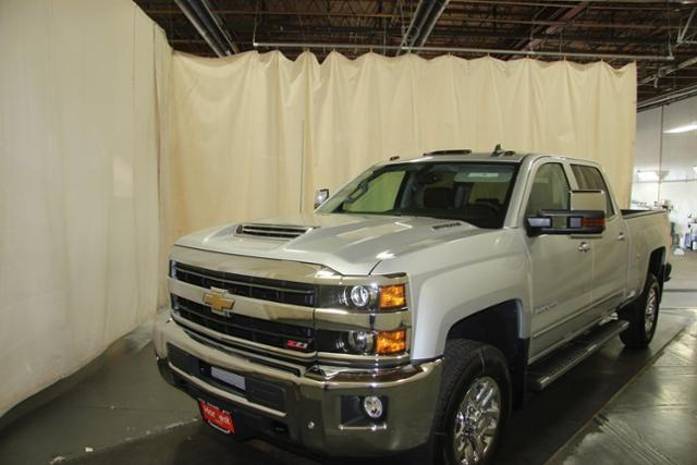 2018 Silverado 2500 Crew Cab 4x4,  Pickup #257275 - photo 3