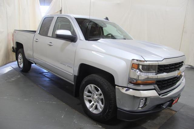 2018 Silverado 1500 Double Cab 4x4,  Pickup #317101 - photo 5
