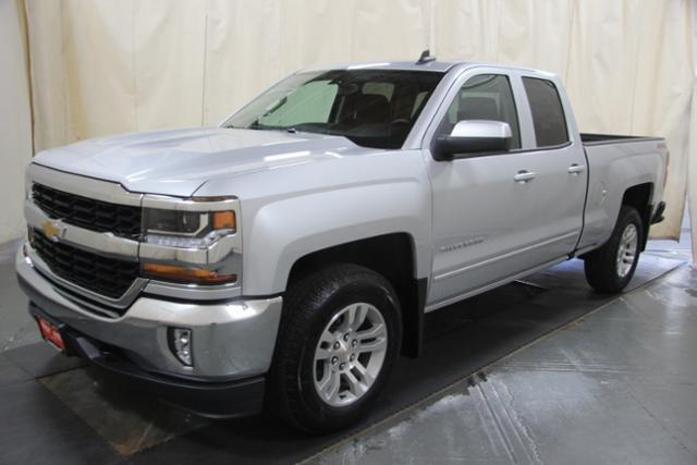 2018 Silverado 1500 Double Cab 4x4,  Pickup #317101 - photo 3