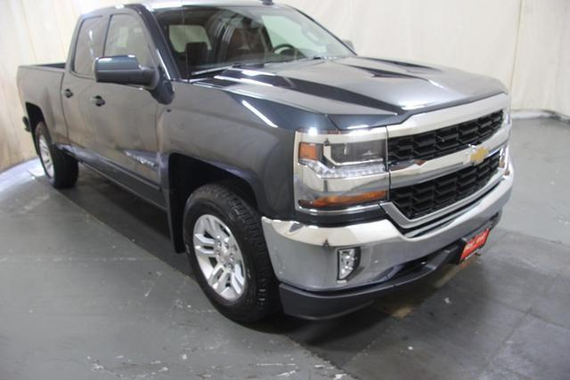 2018 Silverado 1500 Double Cab 4x4,  Pickup #318106 - photo 3