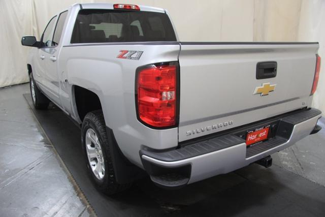 2018 Silverado 1500 Double Cab 4x4,  Pickup #322354 - photo 4