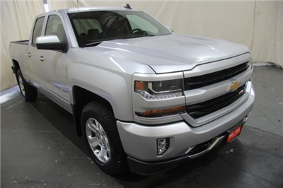 2018 Silverado 1500 Double Cab 4x4,  Pickup #322354 - photo 3