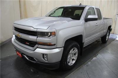 2018 Silverado 1500 Double Cab 4x4,  Pickup #322354 - photo 1