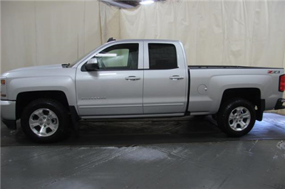 2018 Silverado 1500 Double Cab 4x4,  Pickup #322354 - photo 5