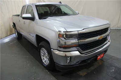 2018 Silverado 1500 Double Cab 4x4,  Pickup #322373 - photo 1