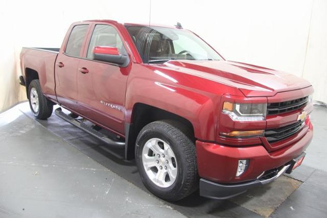 2018 Silverado 1500 Double Cab 4x4,  Pickup #325673 - photo 6