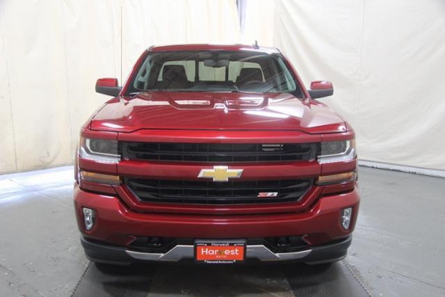 2018 Silverado 1500 Double Cab 4x4,  Pickup #325673 - photo 7