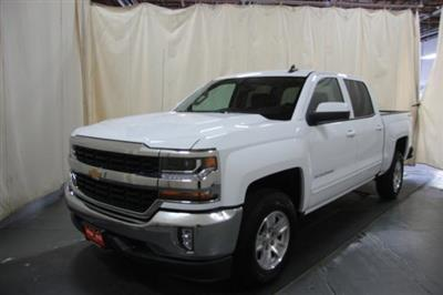 2018 Silverado 1500 Crew Cab 4x4,  Pickup #343700 - photo 3