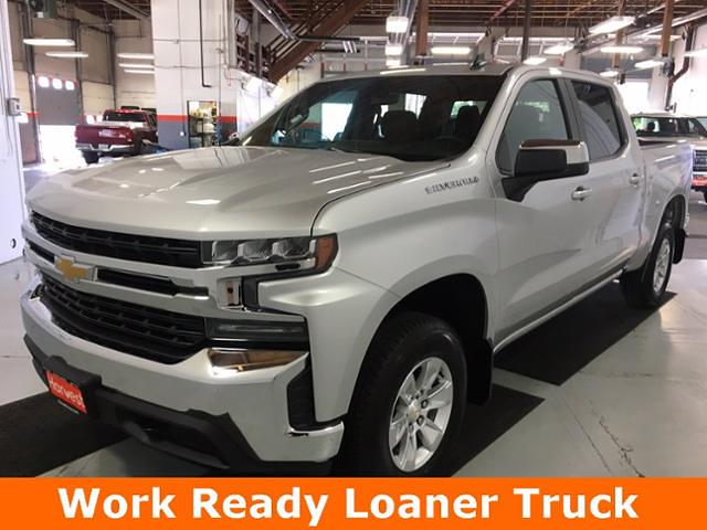 2020 Chevrolet Silverado 1500 Crew Cab 4x4, Pickup #350221 - photo 1