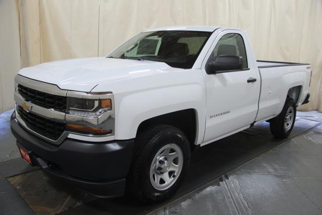 2018 Silverado 1500 Regular Cab 4x4,  Pickup #365414 - photo 3