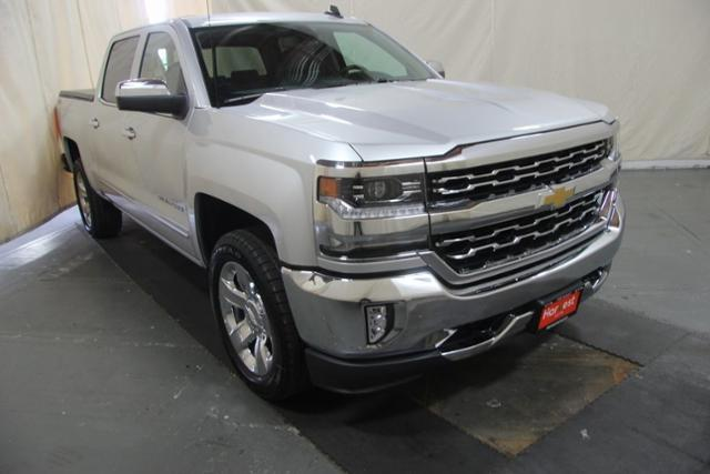 2018 Silverado 1500 Crew Cab 4x4,  Pickup #370338 - photo 1