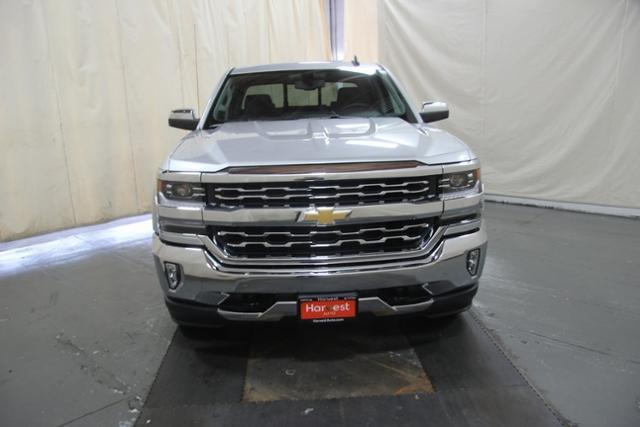 2018 Silverado 1500 Crew Cab 4x4,  Pickup #370338 - photo 3