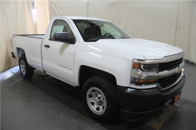2018 Silverado 1500 Regular Cab 4x4,  Pickup #371315 - photo 3