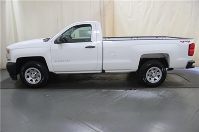 2018 Silverado 1500 Regular Cab 4x4,  Pickup #371315 - photo 5
