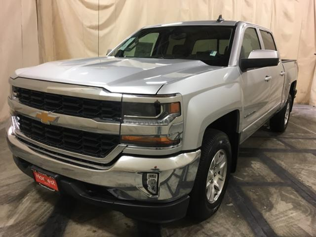 2018 Silverado 1500 Crew Cab 4x4,  Pickup #473557 - photo 4