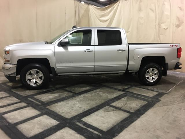 2018 Silverado 1500 Crew Cab 4x4,  Pickup #473557 - photo 5