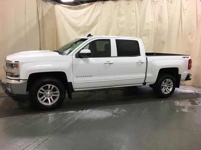 2018 Silverado 1500 Crew Cab 4x4,  Pickup #510002 - photo 4