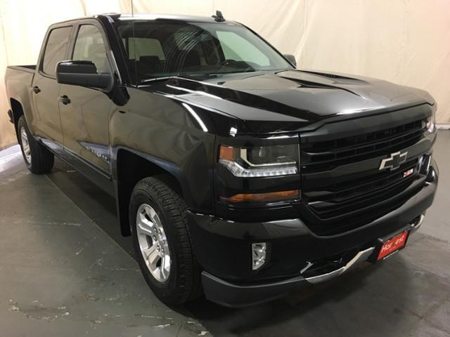 2018 Silverado 1500 Crew Cab 4x4,  Pickup #513382 - photo 3