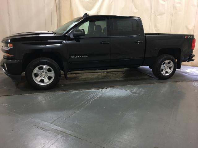 2018 Silverado 1500 Crew Cab 4x4,  Pickup #513382 - photo 5