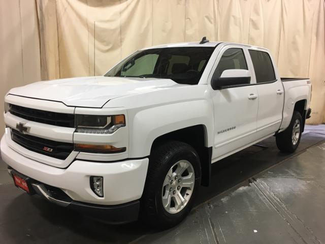 2018 Silverado 1500 Crew Cab 4x4,  Pickup #513525 - photo 3