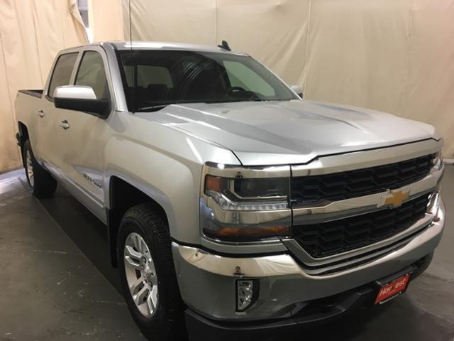 2018 Silverado 1500 Crew Cab 4x4,  Pickup #519601 - photo 2