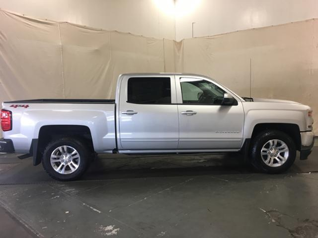 2018 Silverado 1500 Crew Cab 4x4,  Pickup #519601 - photo 8