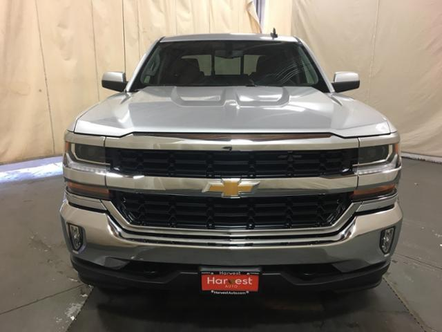 2018 Silverado 1500 Crew Cab 4x4,  Pickup #519601 - photo 4