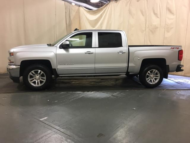 2018 Silverado 1500 Crew Cab 4x4,  Pickup #519601 - photo 5