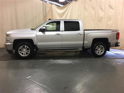 2018 Silverado 1500 Crew Cab 4x4,  Pickup #519601 - photo 6
