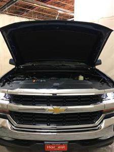 2018 Silverado 1500 Crew Cab 4x4,  Pickup #539789 - photo 17