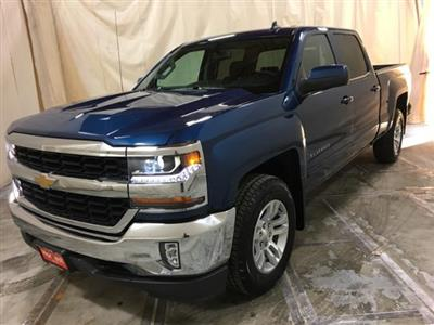 2018 Silverado 1500 Crew Cab 4x4,  Pickup #539789 - photo 1
