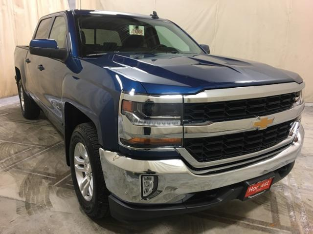 2018 Silverado 1500 Crew Cab 4x4,  Pickup #543470 - photo 3