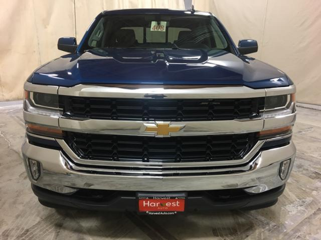 2018 Silverado 1500 Crew Cab 4x4,  Pickup #543470 - photo 4