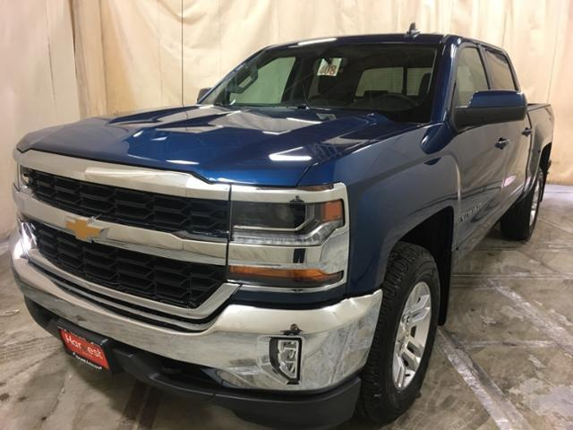 2018 Silverado 1500 Crew Cab 4x4,  Pickup #543470 - photo 36