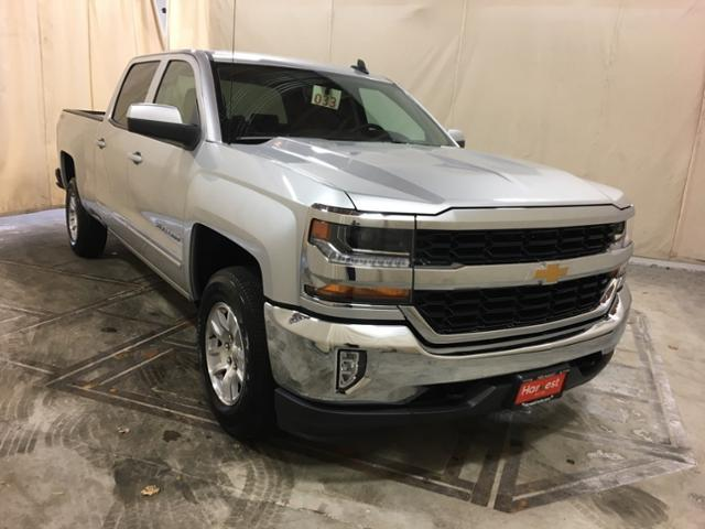 2018 Silverado 1500 Crew Cab 4x4,  Pickup #546479 - photo 4