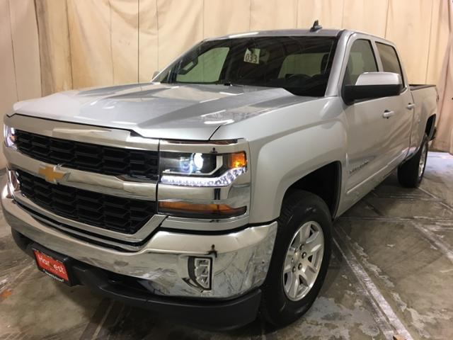 2018 Silverado 1500 Crew Cab 4x4,  Pickup #546479 - photo 6