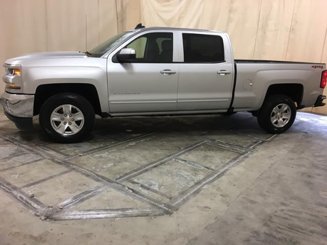 2018 Silverado 1500 Crew Cab 4x4,  Pickup #546479 - photo 8