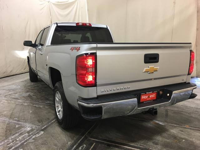 2018 Silverado 1500 Crew Cab 4x4,  Pickup #546479 - photo 10